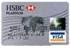 HSBC Premier and VISA Platinum