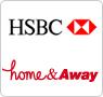 HSBC's home&Away Privilege Program