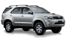 TOYOTA FORTUNER 2.7 AC 2WD