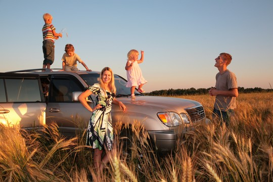Europcar Abu Dhabi Family Car Rental