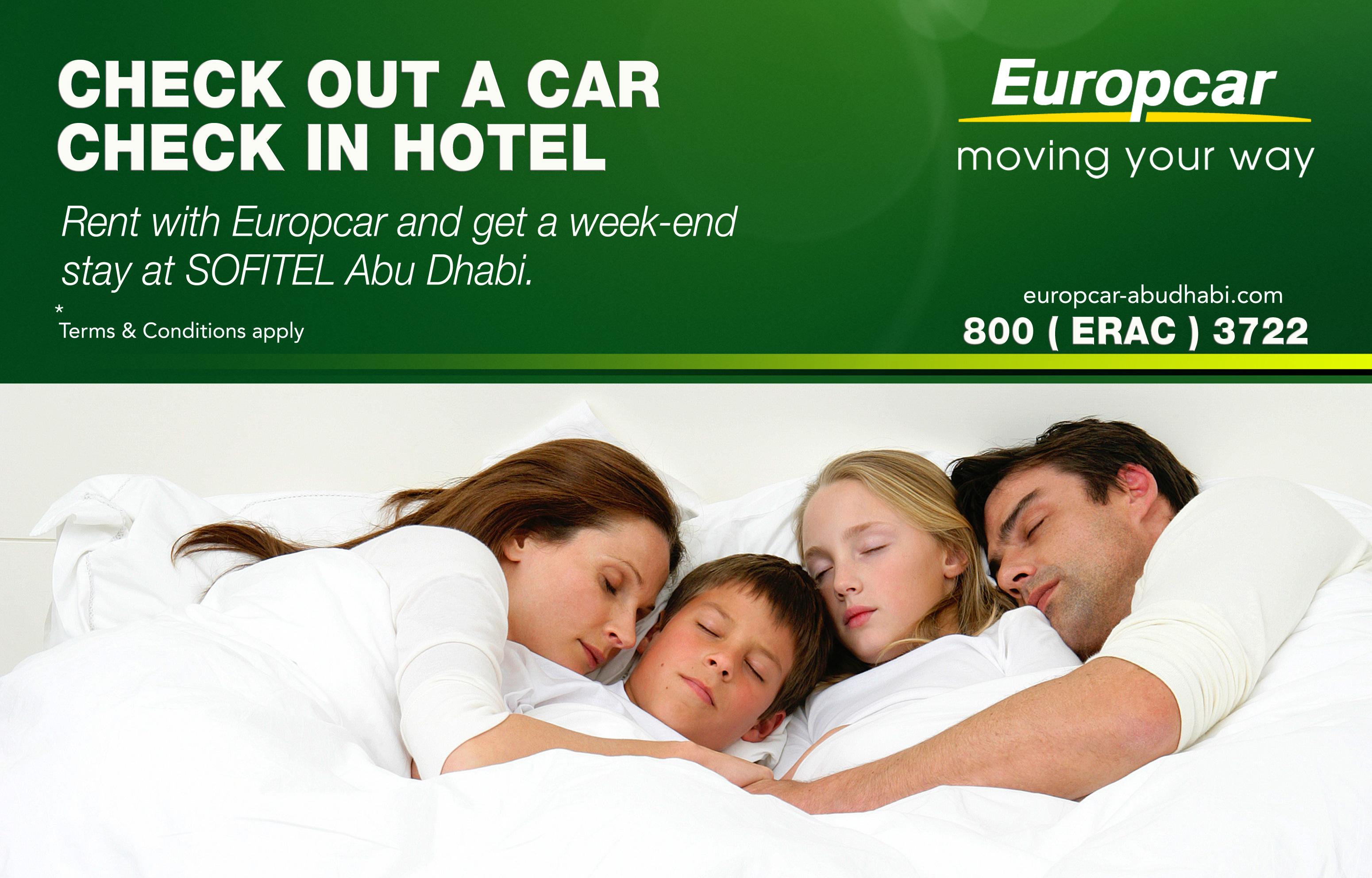 Europcar Abu Dhabi Hotel